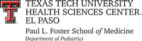 Texas Tech University Health Sciences - El Paso Logo
