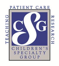 Children's Specialty Group/Children's Hospital of The King's Daughters Logo
